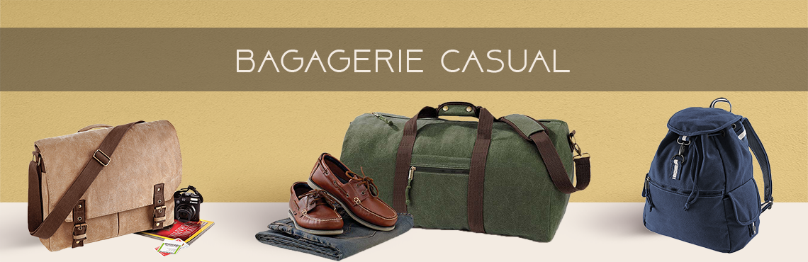 bagagerie casual